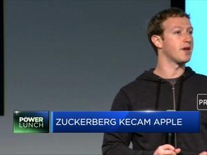 Mark Zuckerberg Kecam Apple, Ada Apa?
