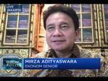 Mirza Adityaswara: Pandemi,Kebijakan The Fed Masih Akomodatif