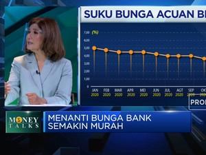 Subsidi Pemerintah Dorong Pertumbuhan Kredit Perbankan