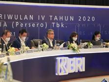 Perbaikan Ekonomi 2021, BRI Dorong Pemulihan Daya Beli