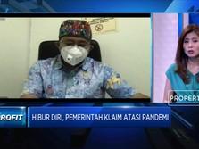 Kasus Covid Naik Terus, IDI: Indonesia dalam Kondisi Krisis