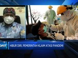 Belum Maksimal, Vaksinasi Nakes Terhambat Sistem Pendataan