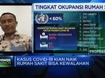 Kapasitas Tambah 40%, Okupansi RS Untuk Covid-19 Masih Tinggi