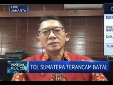 Kemen PUPR Sebut Ada Masalah Dana & Lahan Proyek Tol Sumatera