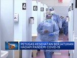 Petugas Kesehatan Berjatuhan Hadapi Pandemi Covid-19
