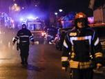 RS Covid-19 Rumania Kebakaran, Lima Pasien Meninggal