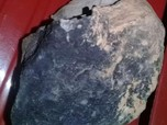 Hati-hati! Batu Meteorit di Lampung Masih Ada Radioaktifnya