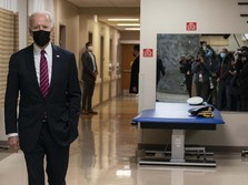 Konkret! Biden Rombak Habis Kebijakan Imigrasi ala Trump