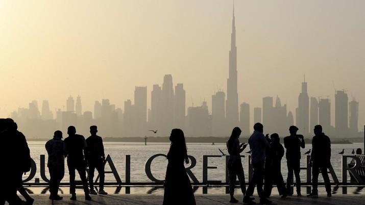 Uni Emirat Arab. (AP/Kamran Jebreili)
