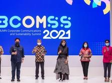 BRI Economic Forum 2021: Uji Ketahanan Finansial RI