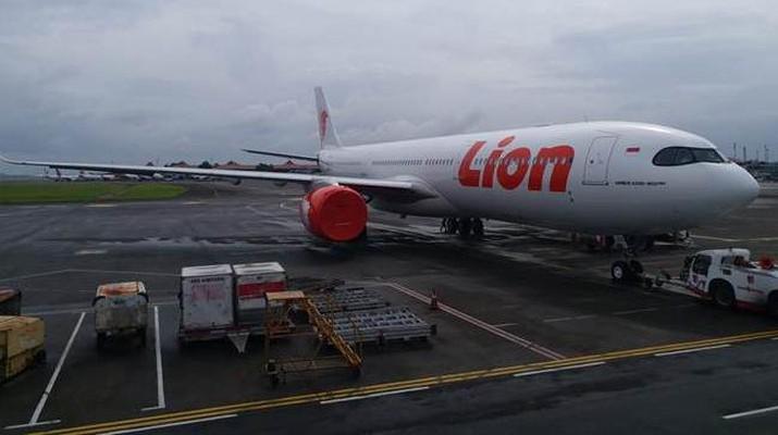"""Lion Air Menerima Pesawat Kelima dan Menyambut Pesawat Keenam """"Airbus 330-900NEO"""". (Dok. Lion Air)"""