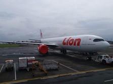 Wih, Lion Air Kedatangan Pesawat Airbus Baru Nih