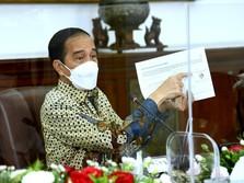 Simak! Pernyataan Lengkap Jokowi Kecewa PPKM tidak Efektif