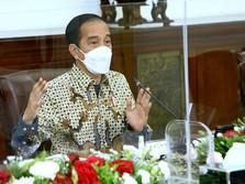 Jokowi: Februari Kita Kepung Covid dengan Vaksinasi