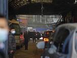 Selidiki Asal Usul Covid, WHO Blusukan di Pasar Wuhan