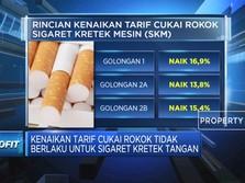 1 Februari 2021, Harga Rokok Resmi Naik