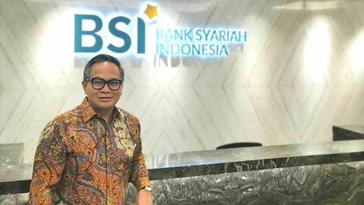 Bank Syariah Indonesia. (Tangkapan Layar Instagram @tiko1973)