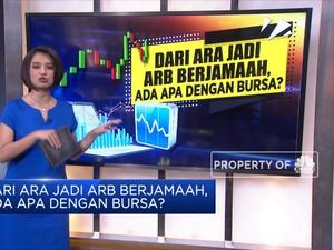 Dari ARA jadi ARB Berjamaah, Ada Apa dengan Bursa?