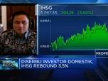 Diserbu Investor Ritel Lokal, IHSG Rebound Hingga 3,5%