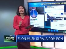 Elon Musk Si Raja Pom Pom