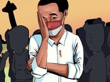 Perangi Pandemi Covid-19, Jokowi Andalkan RT Hingga Kampung