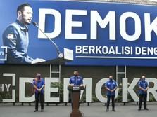 SBY, AHY, Moeldoko & Gempar Kabar 'Kudeta' Partai Demokrat