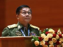 Junta Militer Janji Setop Kekerasan Myanmar Asal...