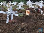 Sudah 82.013 Orang RI Meninggal karena Covid, Jatim Tertinggi