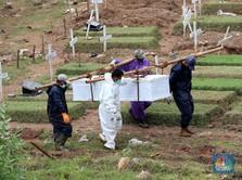 Total 35.000, Kasus Kematian Covid-19 RI Melesat Lagi
