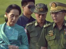 Geger Kudeta Suu Kyi, Militer Myanmar Bakal Buat Pemilu Baru