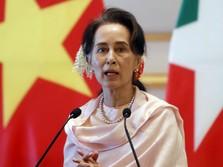 Kudeta Myanmar, 'Lampu Merah' Ekonomi Negeri Pagoda Emas