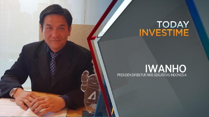 Presdir PT RHB Sekuritas Indonesia, Iwan Ho