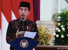 Jokowi Kasih PR Untuk 'Raksasa' Baru Syariah RI, Simak!