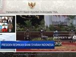 Sah! Jokowi Resmikan Bank Syariah Indonesia
