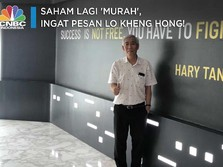 Saham Lagi 'Murah', Ingat Pesan Lo Kheng Hong!