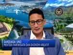 Sandiaga Uno Obral Visa Long Stay 5 Tahun Buat Turis Asing
