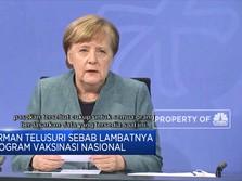 Jerman Telusuri Sebab Lambatnya Program Vaksinasi Nasional