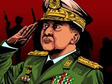 Junta Militer Myanmar Sedih Usai Tewaskan 164 Orang, Serius?