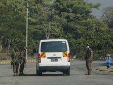 Panas Kudeta Militer di Myanmar, Gimana Nasib Investasi RI?