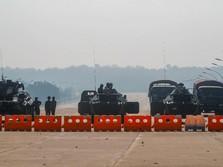 Myanmar Makin Mencekam, Penguasa Militer Berlakukan Jam Malam
