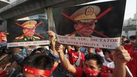 Kudeta Myanmar hingga Vaksin Massal Ribuan Nakes di Istora