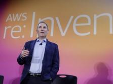 Profil Andi Jassy CEO Amazon, Penerus Jeff Bezos