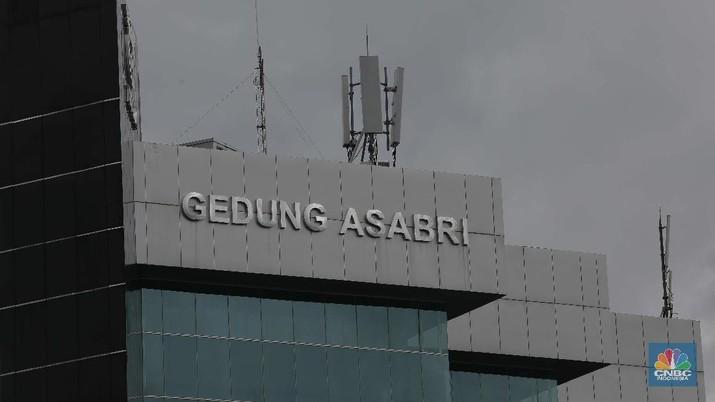 ASABRI (CNBC Indonesia/ Muhammad Sabki)