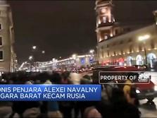 Alexei Navalny Diponis Penjara, Negara Barat Kecam Rusia