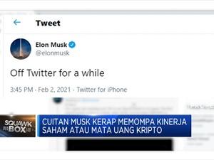 Elon Musk Pensiun Twitteran