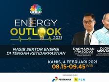 Bedah Nasib Sektor Energi di Tengah Ketidakpastian