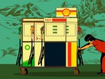 Exxon, Shell Cs Harus Bangun SPBU di Daerah 'Kurus'