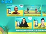 Transaksi WELMA BCA di Januari Tembus Rp 6,7 T, Mayoritas SBN