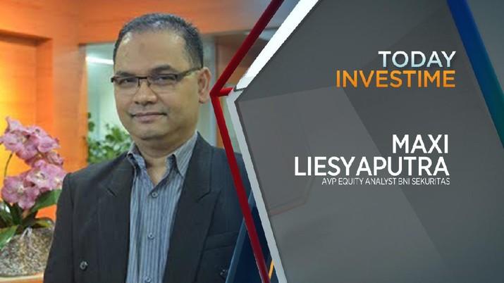 Maxi Liesyaputra, AVP Equity Analyst BNI Sekuritas