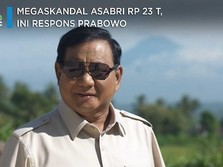 Megaskandal Asabri Rp 23 T, Begini Respons Prabowo